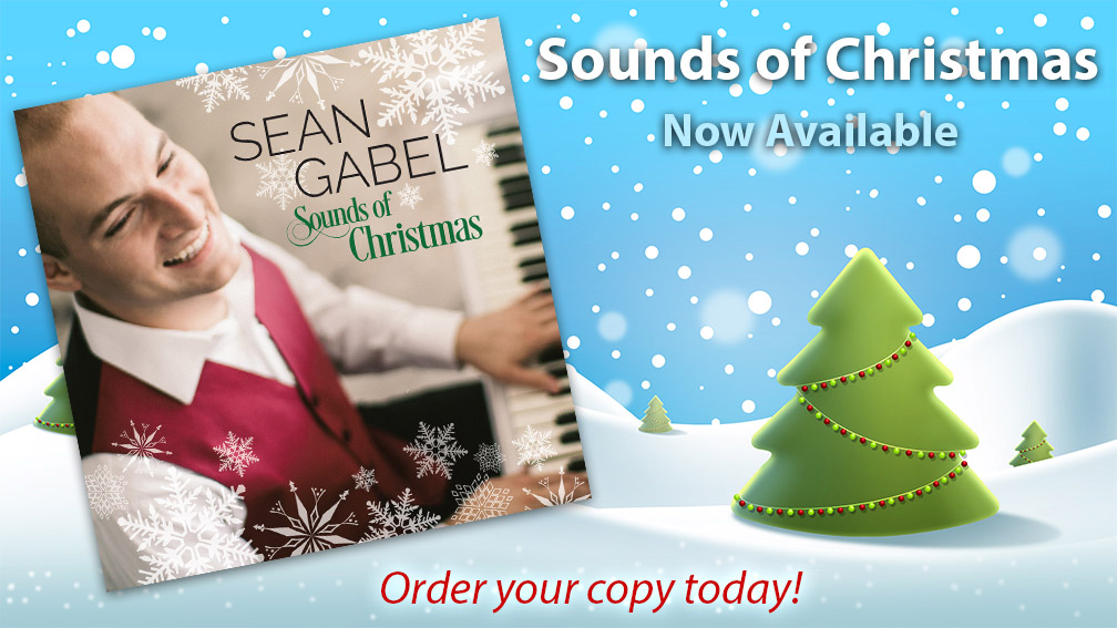 "Order ""Sounds of Christmas"" by Sean Gabel and Lila Crosswhite."